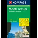 Monti Lessini, Valpolicella, Valdegna 1:50.000