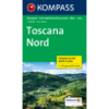 Toscana Nord, 1:50.000 - set di 3 cartine