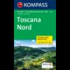 Toskana Nord 1:50.000 – 3 Karten im Set