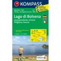 Lago di Bolsena 1:50.000