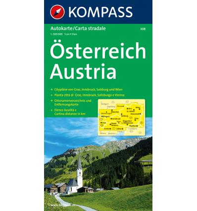 Österreich 1:300.000