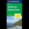 Südtirol, Dolomiten 1:150.000