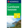 Gardasee, Iseosee 1:125.000