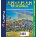 Alpenpanorama, Plano in der Rolle