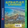 Panorama delle Alpi, poster in rotolo
