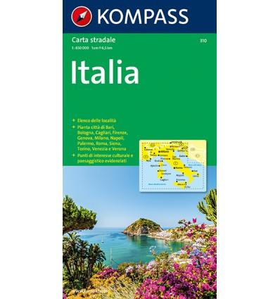 Italien 1:650.000