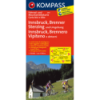 Innsbruck, Brenner, Sterzing und Umgebung 1:70.000