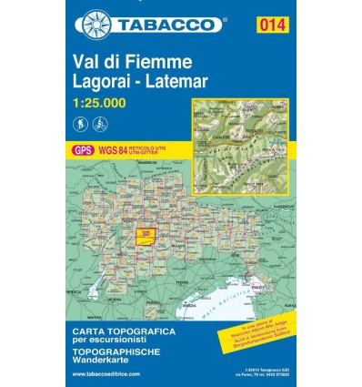 Val di Fiemme, Lagorai, Latemar