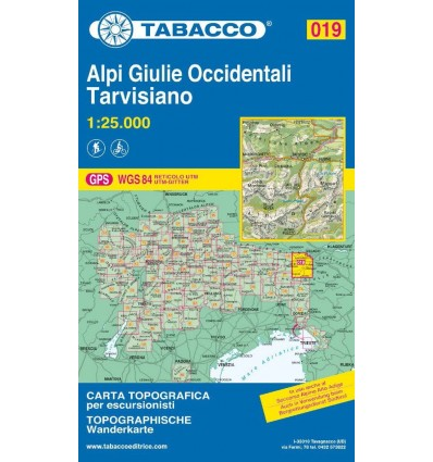 Alpi Giulie Occidentali, Tarvisiano