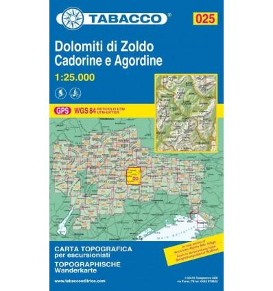 Dolomiti di Zoldo, Cadorine e Agordine