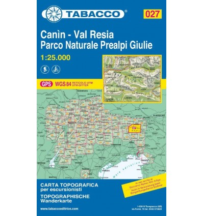 Canìn, Val Resia, Parco Nat. Prealpi Giulie