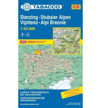 Vipiteno, Alpi Breonie