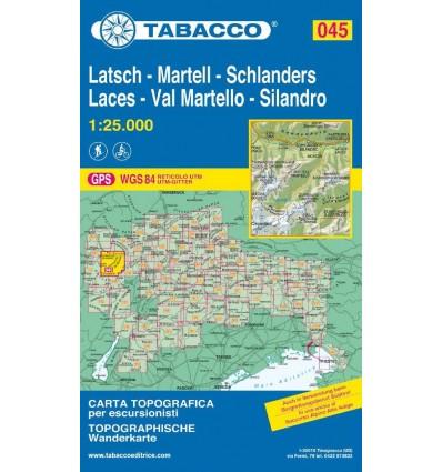 Laces, Val Martello, Silandro