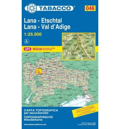 Lana, Val d'Adige