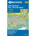 Val Sarca, Arco, Riva del Garda