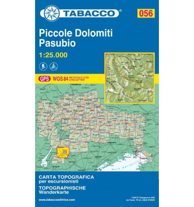 Piccole Dolomiti, Pasubio