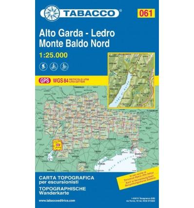 Alto Garda, Ledro, Monte Baldo Nord