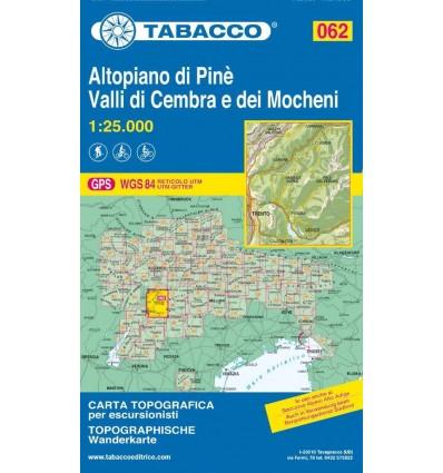 Altopiano di Pinè, Val di Cembra, Val dei Mocheni