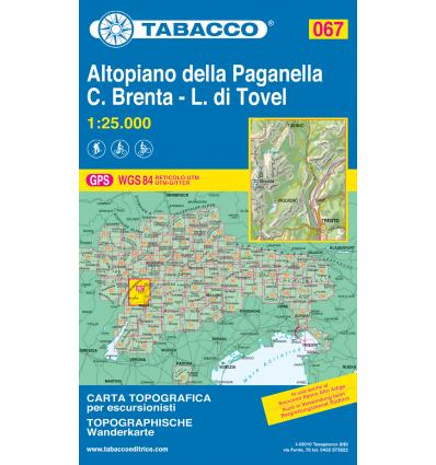 Altopiano della Paganella, L. Di Tovel, C. Brenta, Trento