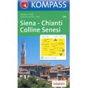 Siena, Chianti, Colline Senesi 1:50.000