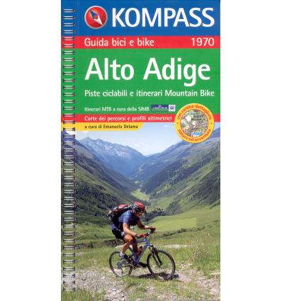 Guida bici e bike Alto Adige