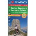 Guida bici e bike Cortina d'Ampezzo, Auronzo e Cadore