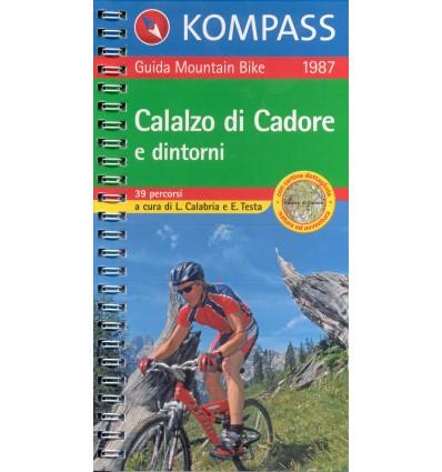 Guida bici e bike Calalzo di Cadore e dintorni
