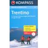 Atlante scialpinismo Trentino