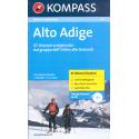Atlante scialpinismo Alto Adige