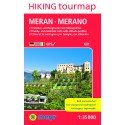 Hiking Tourmap Meran 1:35.000