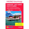 Hiking Tourmap Lago di Garda 1:35.000