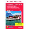 Hiking Tourmap Gardasee 1:35.000