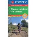 Guida Mountain Bike Merano e dintorni, Val Venosta