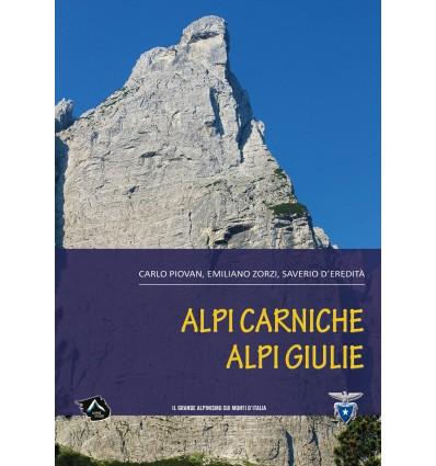 Alpi Carniche, Alpi Giulie