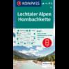 Lechtaler Alpen, Hornbachkette 1:50.000