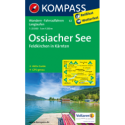 Ossiacher See, Feldkirchen in Kärnten 1:25.000