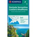 Penisola Sorrentina 1:50.000