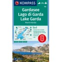 Lago di Garda, Monte Baldo 1:50.000