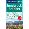 Innsbruck, Brennero 1:50.000