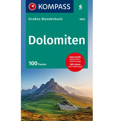 Atlante escursionistico Dolomiti in lingua tedesca