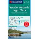 Varallo, Verbania, Lago d'Orta 1:50.000