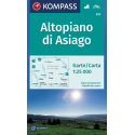 Altopiano di Asiago 1:25.000