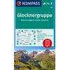Glocknergruppe, Nationalpark Hohe Tauern 1:50.000