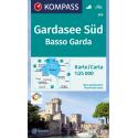 Gardasee Süd 1:25.000