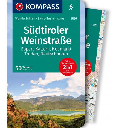 Südtiroler Weinstraße: Eppan, Kaltern, Neumarkt, Truden, Deutschnofen