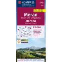 Merano, Bolzano e dintorni 1:70.000