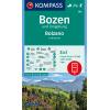Bolzano e dintorni 1:25.000
