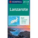 Lanzarote 1:50.000