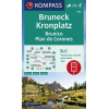 Kronplatz, Bruneck 1:25.000