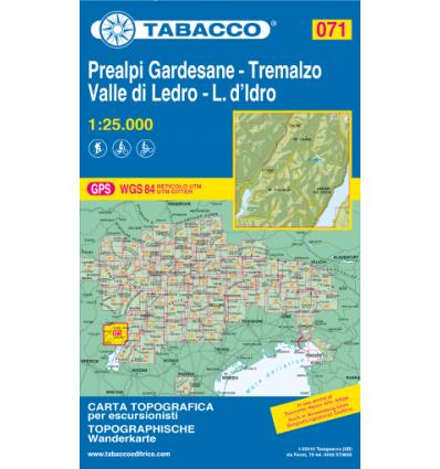 Prealpi Gardesane, Tremalzo, Valle di Ledro, Lago d'Idro